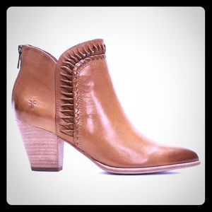FRYE Reed Feather Bootie - NEW IN BOX!